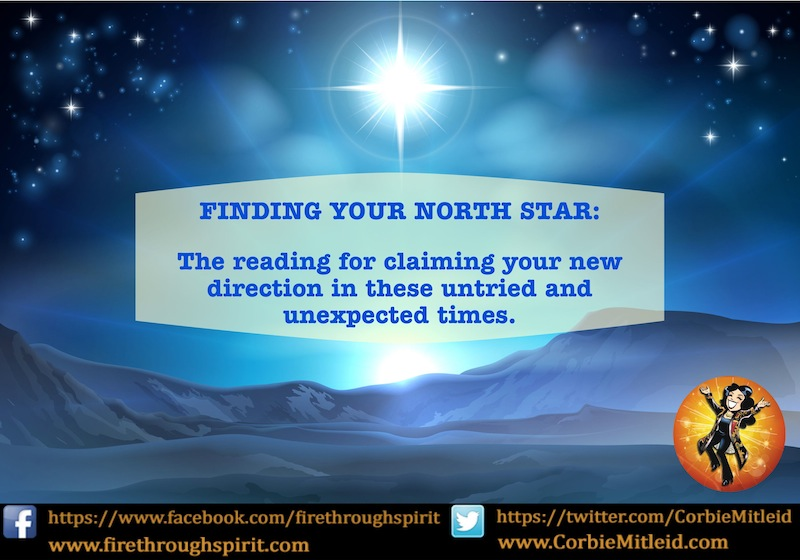 Finding Your North Star Reading with Corbie Mitleid