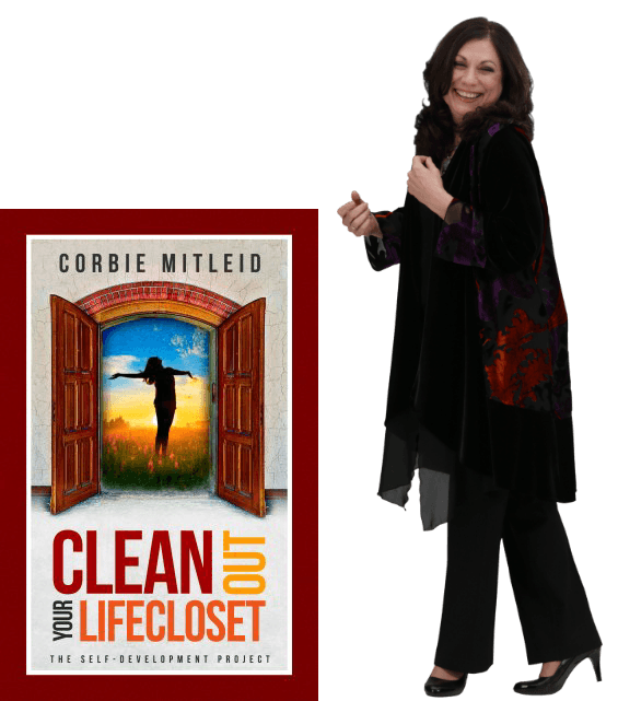 corbie mitleid clean out your lifecloset