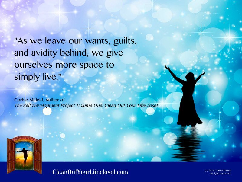 Leave Our Guilts Behind Self Help Quotes
