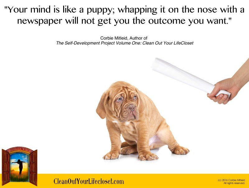 your mind is like a puppy corbie mitleid