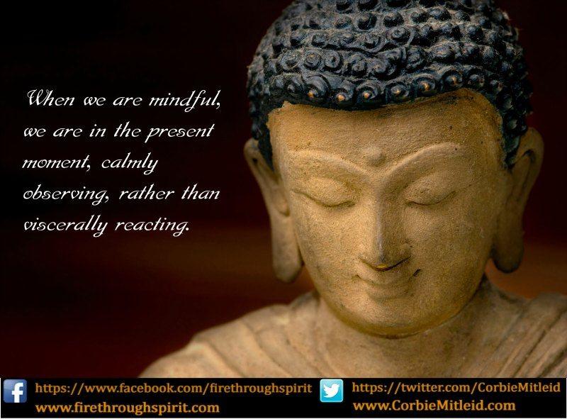 mindfulness compassion present
