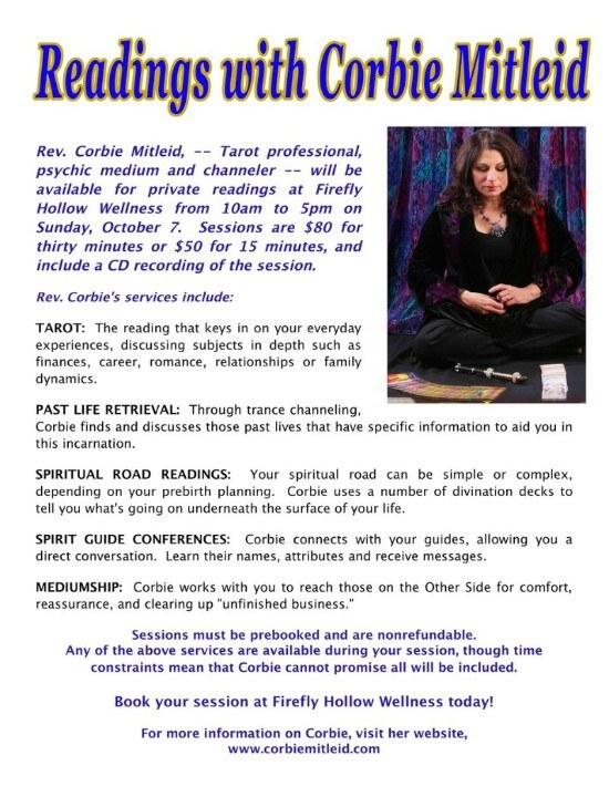 psychic tarot readings pennsylvania