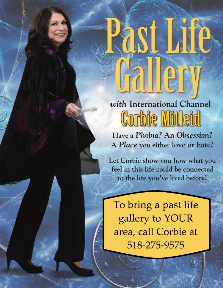 past-life psychic corbie mitleid